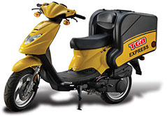 Express 50 (Delivery Scooter)